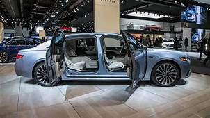The Suicide Door Lincoln Continental Is All Sold Out For