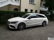 Mercedes Amg 45 Shooting Brake X117 2017 30 July