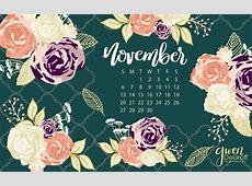 November Calendar Freebies   Amy Latta Creations
