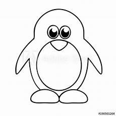 quot ausmalbild pinguin quot stockfotos und lizenzfreie vektoren