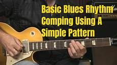 The Comping Pattern Blues Guitar Unleashed