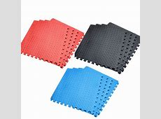 New Interlocking Soft Foam Floor Mats Gym Garage Exercise
