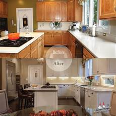 Kitchen Transformations Before And After by Before And After Kitchen Transformation Kitchen Magic