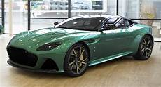 aston martin dbs 59 is a retro inspired special edition