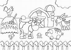farm animals colouring in sheets 17439 farm coloring pages getcoloringpages