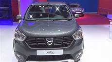 Dacia Lodgy Stepway Unlimited Dci 110 S S 2017 Exterior