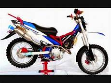 Jupiter Mx Modif Trail by Modifikasi Motor Yamaha Jupiter Mx Jadi Trail Terbaru 2016