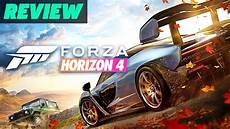 forza horizon 4 forza horizon 4 review