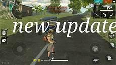 winter update free fire free battleground new update
