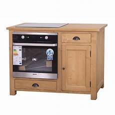 meuble de cuisine pour four encastrable et plaque de