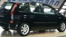ford c max trend 2008 panther schwarz metallic 74kw