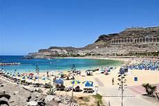 Gran Canaria Strände - strand playa de amadores gran canaria spanien reisen