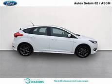 Ford Focus 1 5 Tdci 120ch Stop Start St Line D Occasion 224