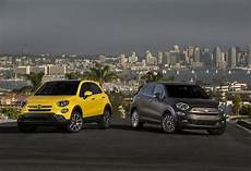 2016 Fiat 500x Small Crossover Suv To Start At 20 900