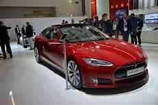 Salon De Francfort Les Chargeurs Tesla Pour Voitures