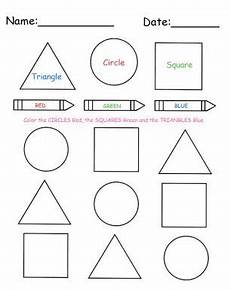 worksheets colors and shapes 12704 printable color and shapes lesson worksheet kindergarten worksheets classroom lessons