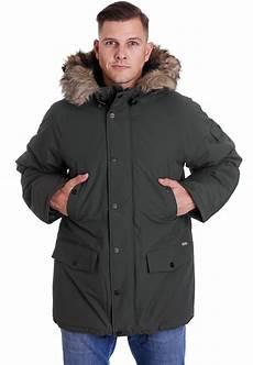carhartt wip anchorage parka laurel black jacket