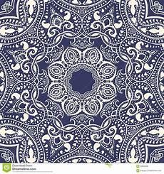 Indianische Muster Malvorlagen Bilder Mandala Indisches Dekoratives Muster Stock Abbildung