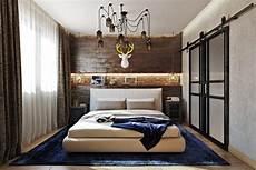Bedroom Ideas Industrial by Bold Industrial Meets Rustic Bedroom Decor Digsdigs