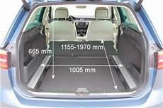 Kofferraumvolumen Vw Passat - adac auto test vw passat variant 2 0 tdi bmt highline
