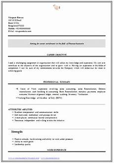 a very beautiful and professional resume sle template for all sle template of exp