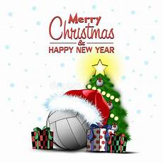 volleyball christmas stock illustrations 293 volleyball christmas stock illustrations vectors