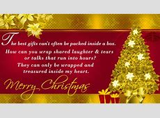 merry christmas blessings messages