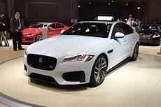 who makes jaguar new jaguar xf makes new york debut auto express