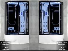 vasca doccia idromassaggio box doccia idromassaggio multifunzione con vasca 120x85