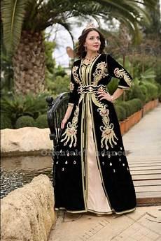 caftan marocain pour grande taille