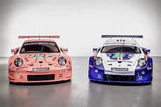 2018 Le Mans Porsche 911 Rsr Race Cars Uncrate