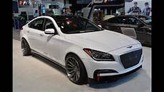 2015 hyundai genesis ark performance ar550 sema 2014 youtube