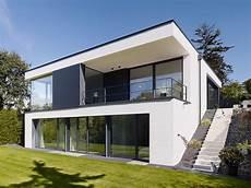 Einfamilienhaus Am Hang Zimmermann Fotodesign