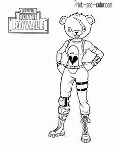 Malvorlagen Fortnite Io Fortnite Coloring Pages Fortnite Battle Royale