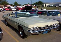 1968 Impala SS427 Photo Gallery