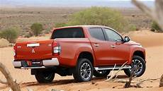 Mitsubishi L200 Up Truck Review Upping The