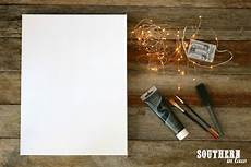 southern in law diy easy canvas light box tutorial made for 10
