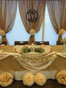 rustic wedding party head table head table wedding head table wedding decorations barn