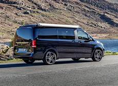 Mercedes Marco Polo Gebraucht - used mercedes v class marco polo 2017 2019 review
