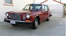 1975 Volvo 164e For Sale 1975 volvo 164e original owner 17 150 from new