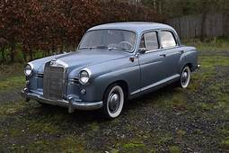 1959 Mercedes Benz 180 D For Sale  Classic Cars