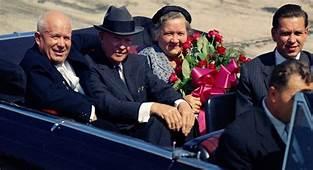 Nikita Khrushchev Visits The United States Sept 15 1959