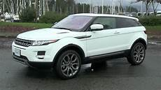 2012 Range Rover Evoque Review