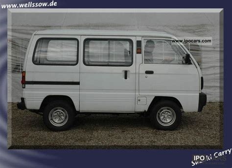 1990 Suzuki Carry Supercarry