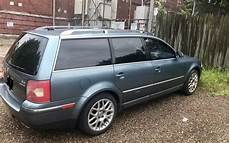 2004 Volkswagen Passat W8 4motion Wagon Deadclutch