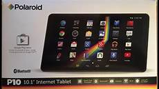 polaroid p10 10 1 quot tablet review