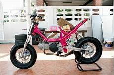 Yamaha Chappy Cafe Racer