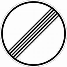 Welche Verbote Werden Mit Diesem Verkehrszeichen Aufgehoben - file zeichen 282 ende s 228 mtlicher streckenverbote stvo