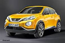 New 2018 Nissan Juke Engines Exclusive Pics And Details