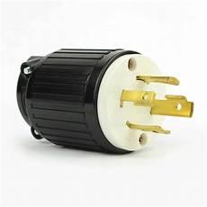 30 250v Generator Twist Lock Nema 4 Wire